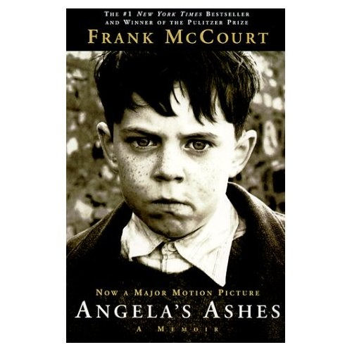 memoir of Frank McCourt, born in Depression-era Brooklyn to recent Irish immigrants and raised in the slums of Limerick, Ireland. Frank's mother, Angela, has no money to feed the children since Frank's father, Malachy, rarely works, and when he does he drinks his wages. Yet Malachy -- exasperating, irresponsible and beguiling -- does nurture in Frank an appetite for the one thing he can provide: a story.