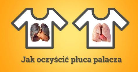 4 produkty, które pomogą oczyścić płuca palacza