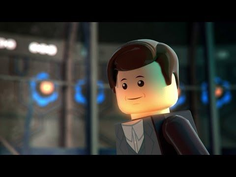 """The 11th Doctor regenerates into the 12th Doctor, in this Lego Doctor Who cutscene. See the original regeneration scene from """"The Time of the Doctor"""" on the official Doctor Who channel here- https://www.youtube.com/watch?v=4F84W..."""