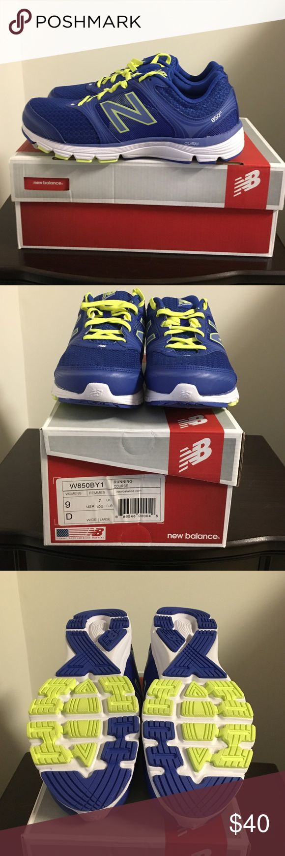 New Balance 850 with CUSH+ New in Box. Never Used. New Balance Shoes Athletic Shoes