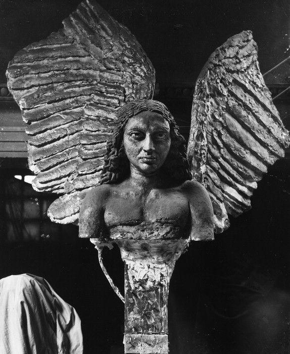 Lucifer  1944-1945  Jacob Epstein