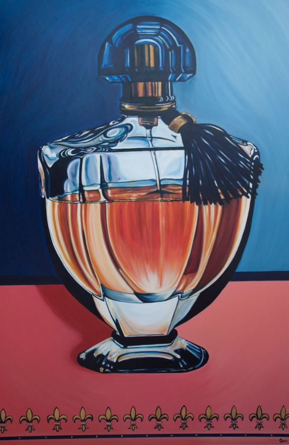'Jennifer' - Perfume collection by Gemma Donnellan