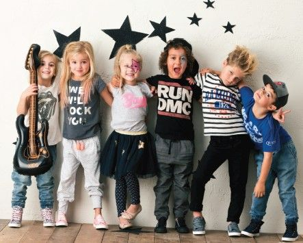 Cotton On Kids 'ROCK' campaign August 2014 Shop look http://bit.ly/1qKe7Fd