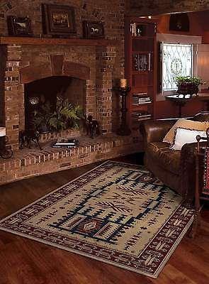 AREA RUG SALE, Gold Southwestern Tribal Carpet 5X8 44518 - http://www.ebay.com/itm/AREA-RUG-SALE-Gold-Southwestern-Tribal-Carpet-5X8-44518-/291655181975 #arearugs