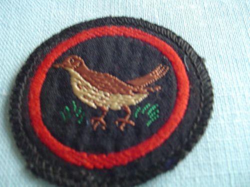 Girl-Guide-Patrol-Badge-Pre-1967-THRUSH-PATROL
