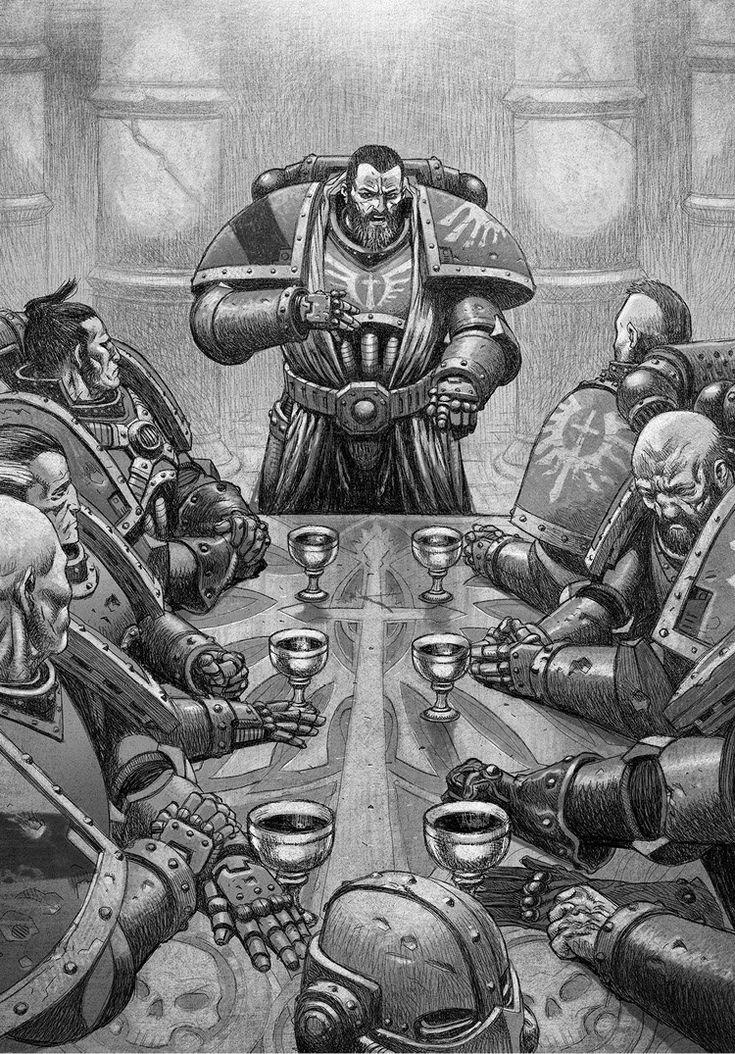 Warhammer 40000,warhammer40000, warhammer40k, warhammer 40k, ваха, сорокотысячник,фэндомы,Dark Angels,Space Marine,Adeptus Astartes,Imperium,Империум,Horus Heresy,Ересь Хоруса