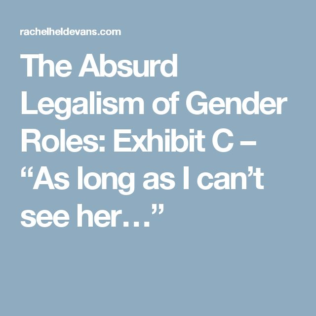 Gender and the role of women