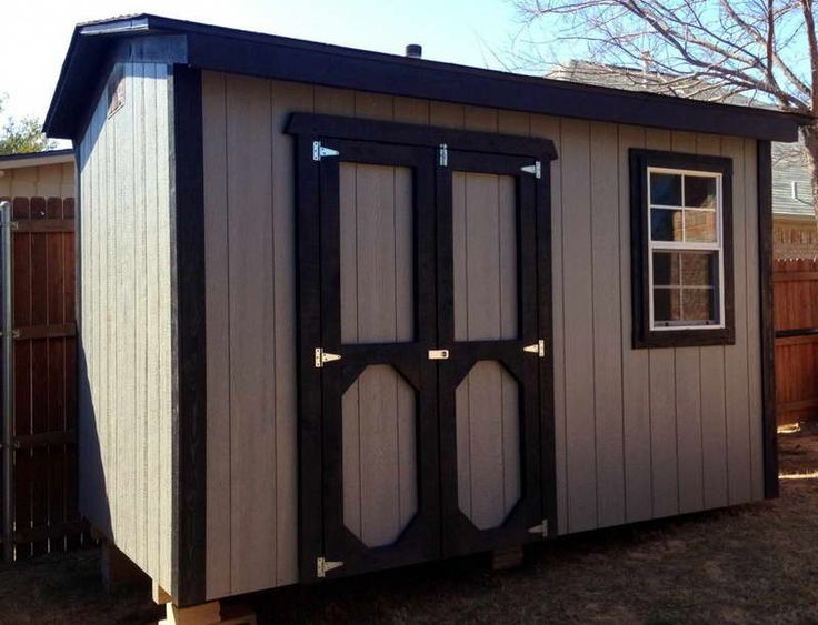 Amazing Prefab Sheds Design Ideas ~ http://lovelybuilding.com/design-of-the-prefab-sheds-for-yard/