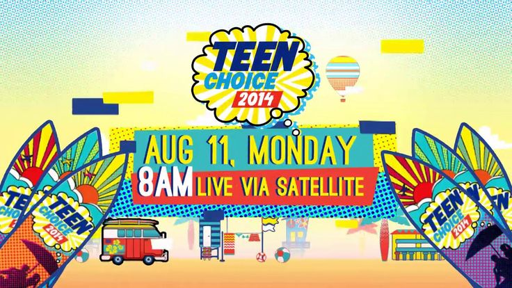 Teen Choice Awards 2014 - Teaser