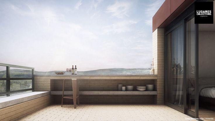 https://flic.kr/p/MTxmxP | Casa Ramírez Villa | Diseño: Lugares Colectivos Arquitectos