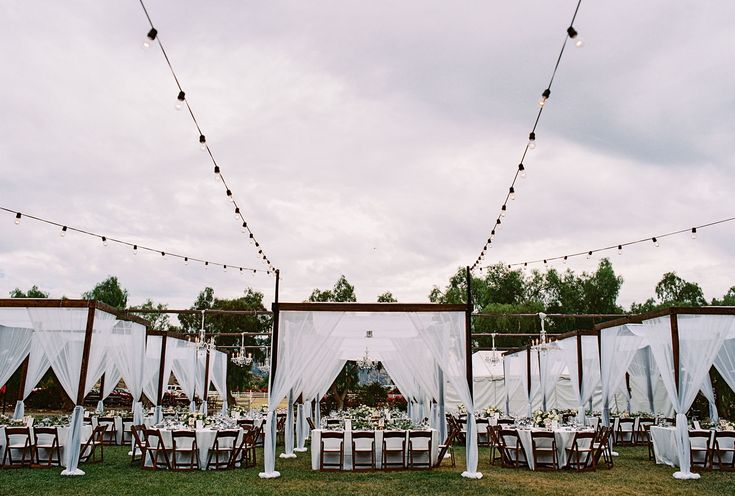 Modern Romance Wedding lighting featured on Green Wedding Shoes    Follow us: @KWHBridal