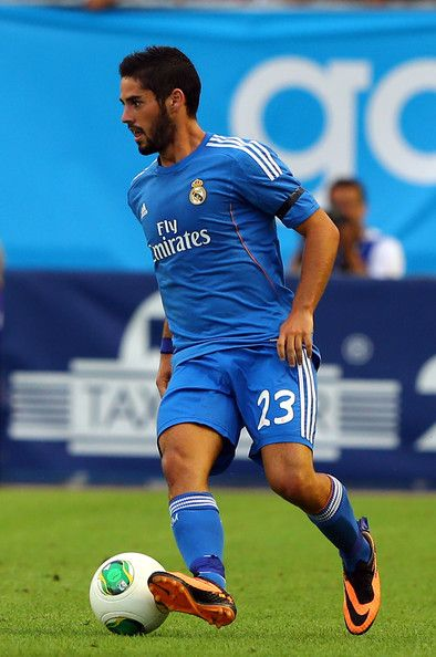 Isco - Real Madrid v Paris Saint-Germain FC - Pre Season Friendly
