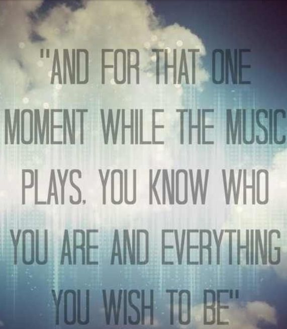 ❤ close your eyes, close out everything else, and feel the music.... | My Favorite Sayings in 2018 | Pinterest | Music, Music Quotes and Lyrics