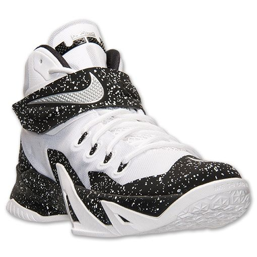Nike Zoom LeBron Soldier 8 Premium Basketball Shoes