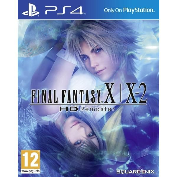 Final Fantasy X & X-2 HD Remastered Game PS4 | http://gamesactions.com shares #new #latest #videogames #games for #pc #psp #ps3 #wii #xbox #nintendo #3ds