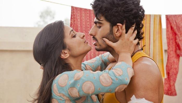 Arjun will be romancing one-film old Parineeti Chopra.