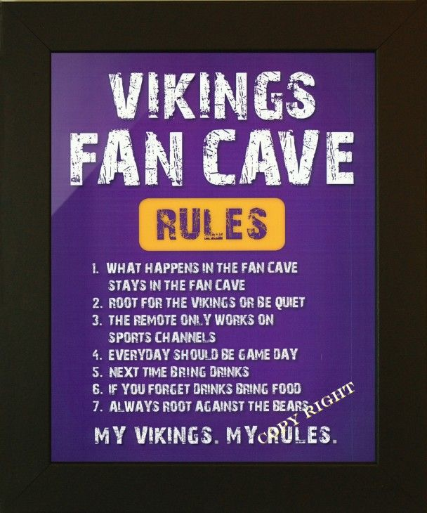 Vikings Man Cave Ideas : Best images about mn vikings art on pinterest logos