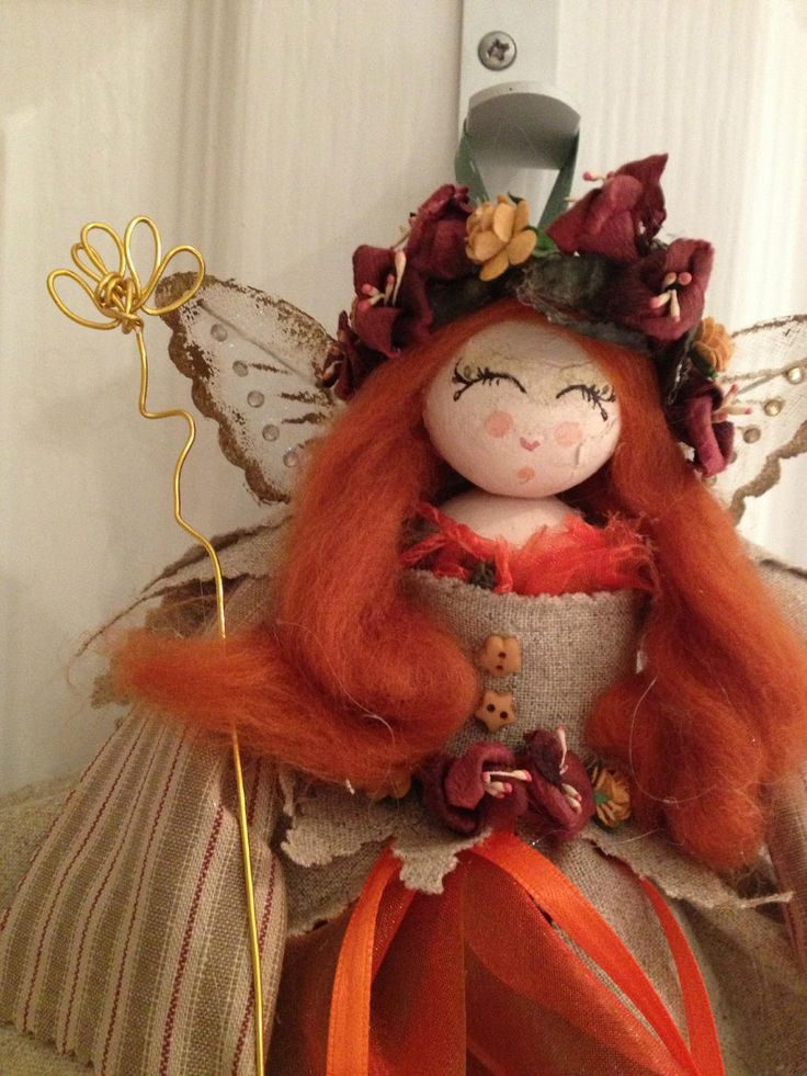 This gorgeous Woodland Faerie! Take a look at the Fabulous Fairy Factory's Facebook Page http://www.facebook.com/FabulousFairyFactory and then place your order at http://www.etsy.com/shop/FabulousFairyFactory    I am totally saving up for this one!