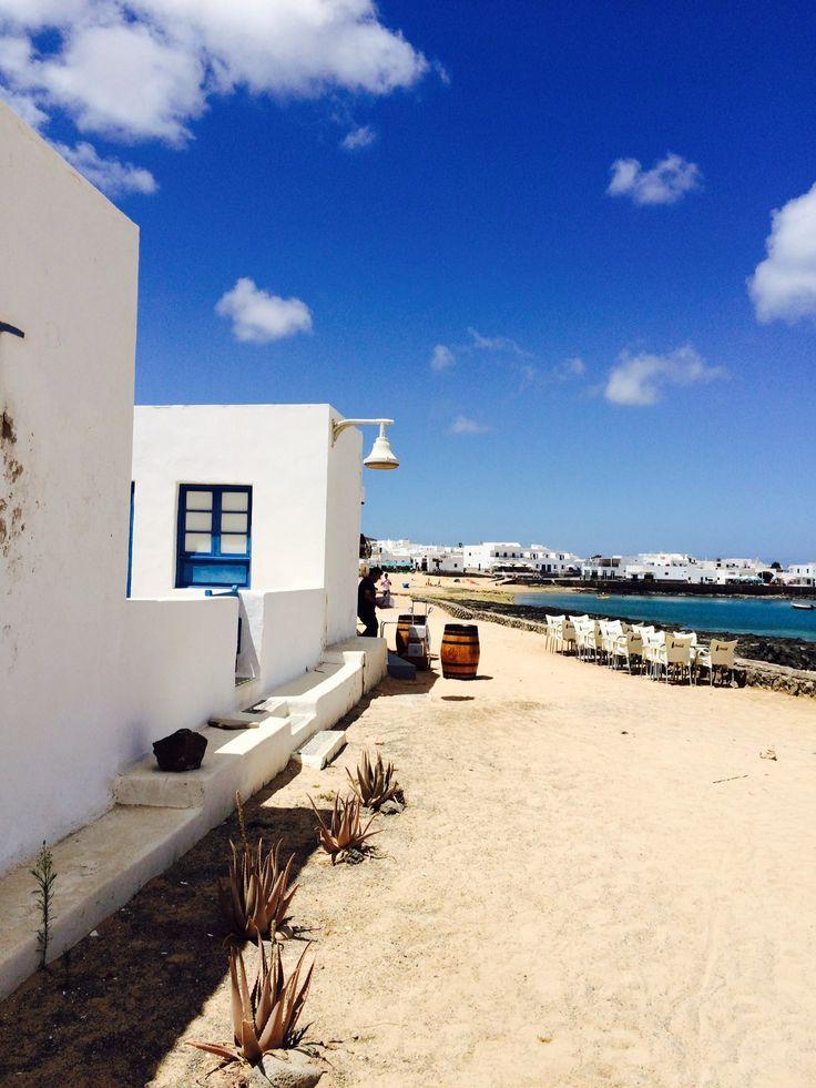 La Graciosa, Lanzarote, Islas Canarias, Spain.