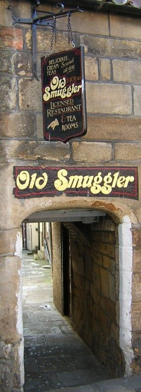 Smugglers Inn Whitby North Yorkshire, England