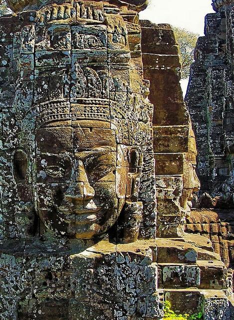 Angkor Wat, Cambodia by H I P T R A V E L E R / © Kelly Harmon, via Flickr