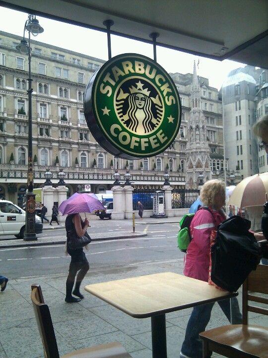 Starbucks em London, Greater London