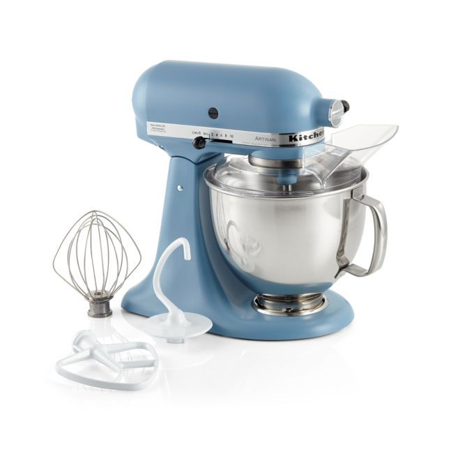 Kitchenaid Artisan Blue Velvet 5 Quart Tilt Head Stand Mixer