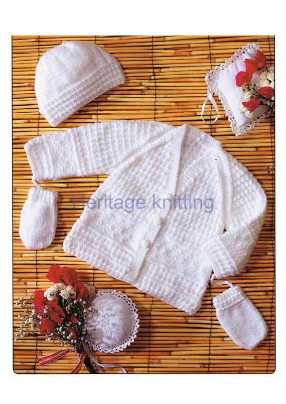 Atractivo Machine Knitting Patterns For Babies Galera Ideas De