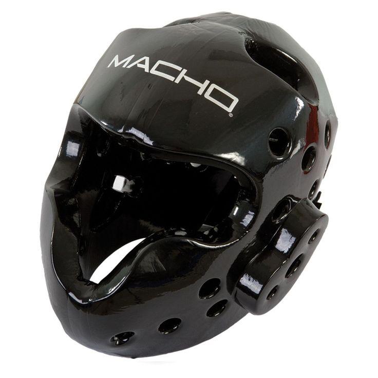 Macho MVP Head-full karate sparring head gear