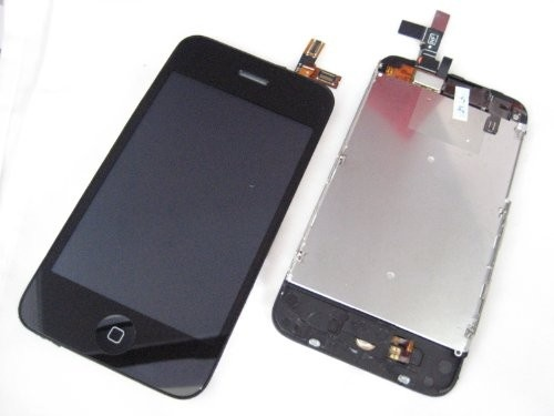 Full LCD Screen Display   Touch Screen Digitizer Assembled Together for Apple Iphone 3GS 3 GS ~ Repair Parts Replacement $34.46 iphone repair parts