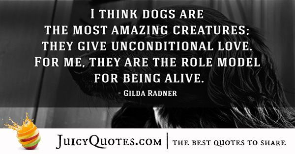 Quotes About Dogs - 45