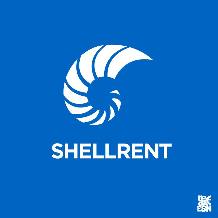 Shellrent #logo #restyling - 2013