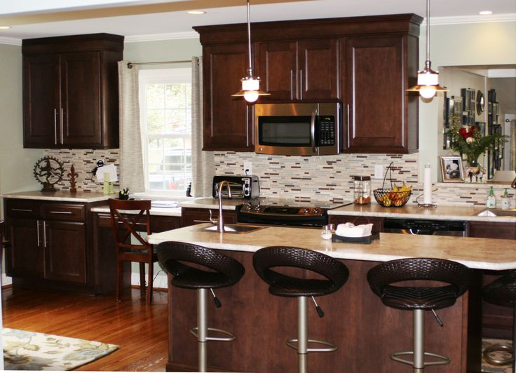 Aspect Cabinetry Maple With Praline Finish Laminate