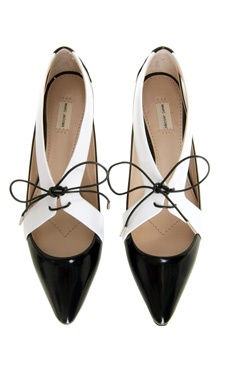 Marc Jacobs Lace-Up #shoes - Spring/summer 2013