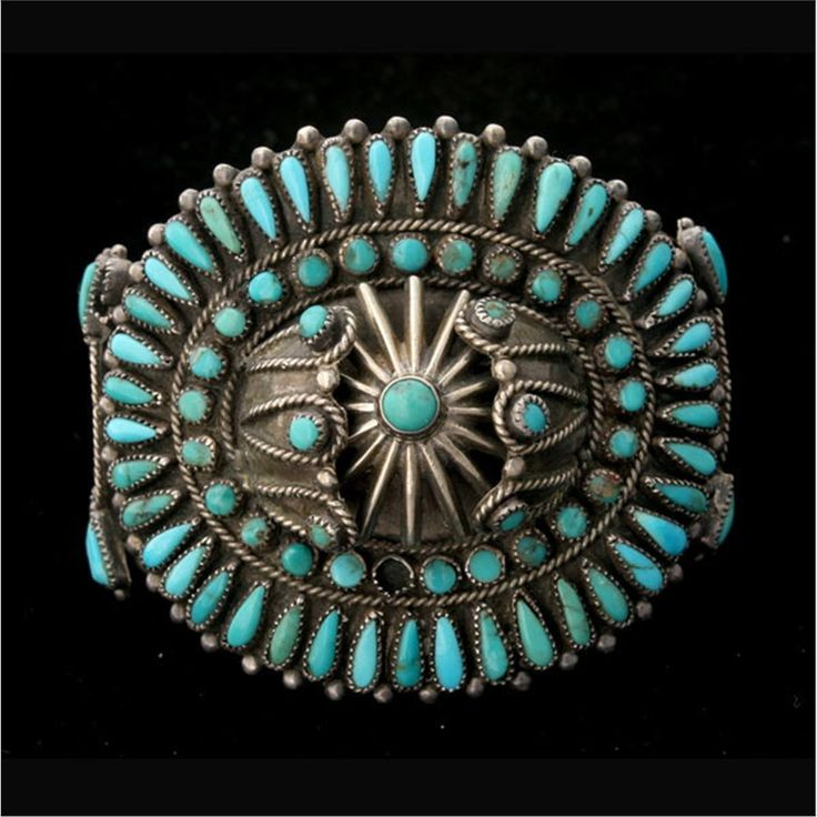 Native American turquoise jewellery. one day ill have my papa cecil's collection!