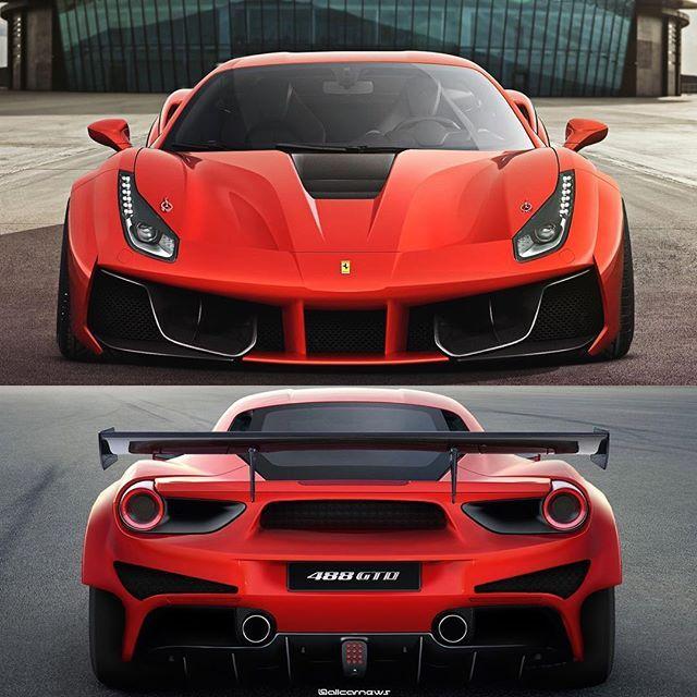 ALL Ferraris going Hybrid by 2019