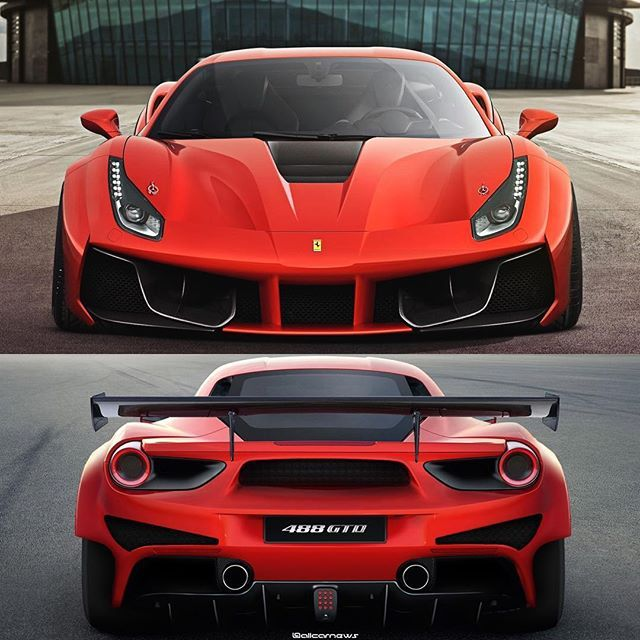 ALL Ferraris going Hybrid by 2019!! _______________________________________________________ Ferrari is getting ready to add a KERS system to all cars for that electric boost like in the LaFerrari!! And they will be raising production from 8,000 to 9,000 a year by 2019!! The 488gtb (in pic) packs a 3.9L TwinTurbo V8 making 660HP & 560torques, 0-60 under 2.9sec, 205MPH+ TopSpeed and an all new F1 gearbox!! ________________________________________ EXTRA: Happy Ferrari isn't killing the V12...