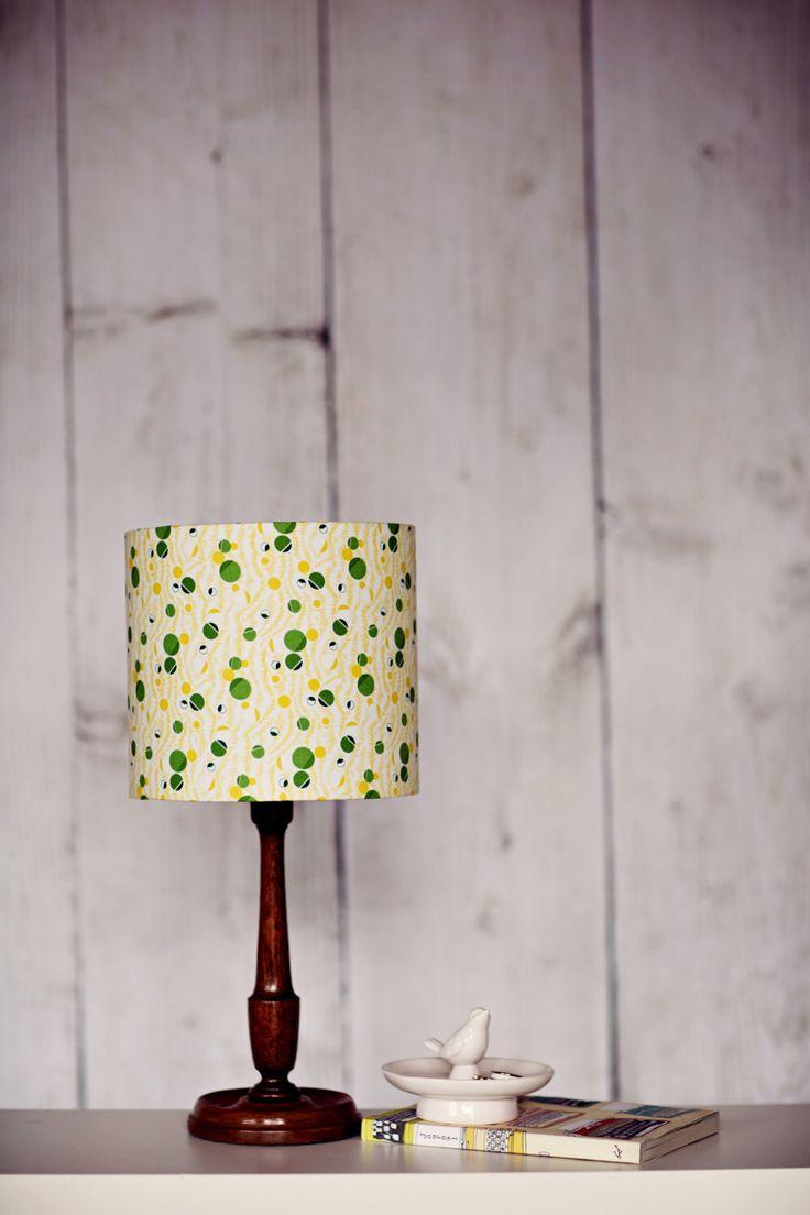 The 25 best modern lamp shades ideas on pinterest decorative retro lampshade lamp shade desk lamp handmade lamp shade custom lamp shade geometric green decor mid century modern drum lamp shade aloadofball Images