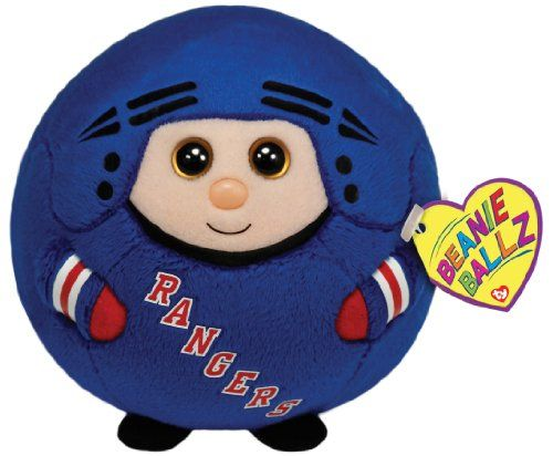 Ty Beanie Ballz New York Rangers Plush NHL -- For more information, visit image link.Note:It is affiliate link to Amazon.