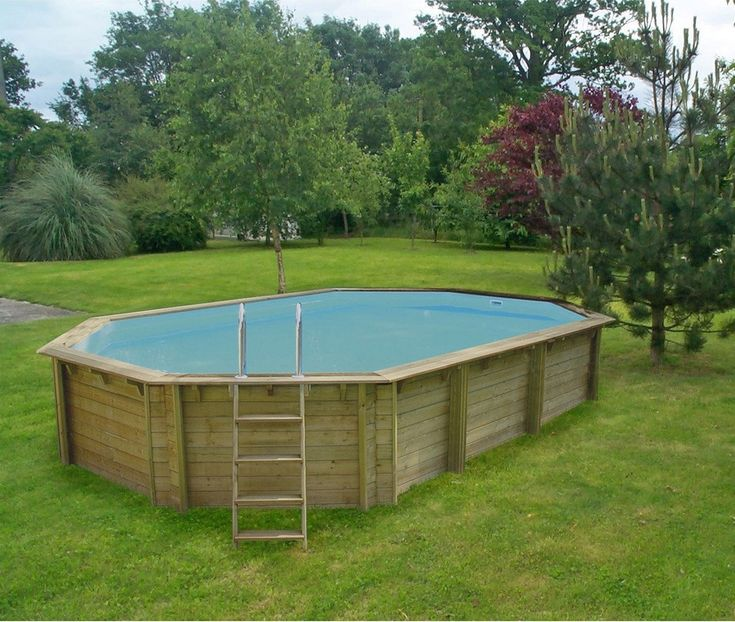 291 best leroy merlin images on pinterest for Piscine hors sol leroy