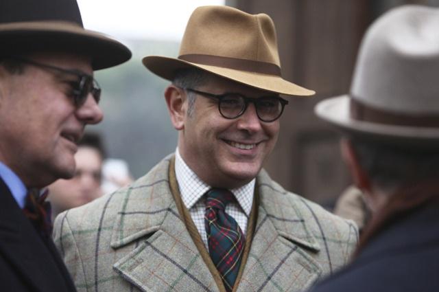 Интересно мода на шляпы вернется?
