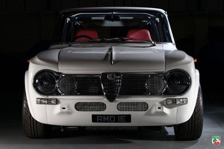 Alfaholics heeft de Giulia Ti Super R klaar! | Alfaspeed.nl - Giulia, GT, Spider en 105