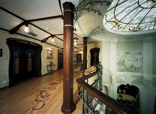 1000 ideas about art nouveau interior on pinterest - Art nouveau mobili ...
