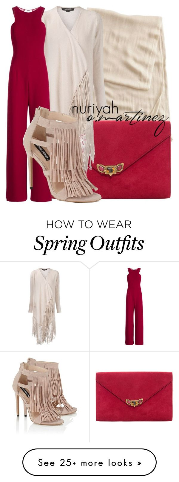 """""""Hijab Outfit #665"""" by hashtaghijab on Polyvore featuring TravelSmith, ThePerfext, Halston Heritage, Lipsy and hijab"""