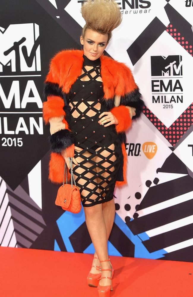 2015 MTV EMA's - Tallia Storm