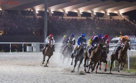 Sigue en directo las carreras de caballos desde el Hipódromo de La Zarzuela