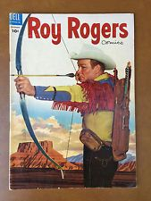 Vintage Comic Roy Rogers 10 Cent Dell November 1954 Volume 1 #83