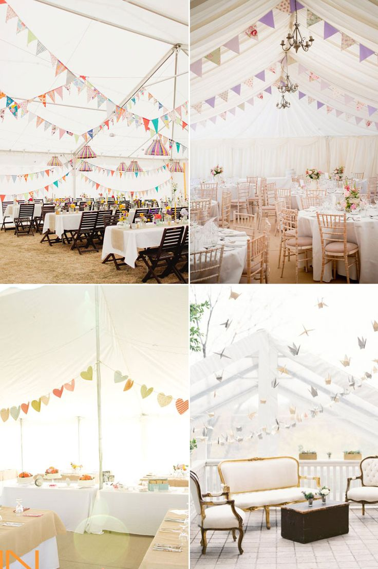If you are hoping to have an outdoor reception that is also protected in case of bad weather, a wedding tent can make your vision come to life and guarantee a flawless occasion.  Tents provide you with countless decorating opportunities and styles, and allow you to create any atmosphere you want. From draped fabric, chandelier, …