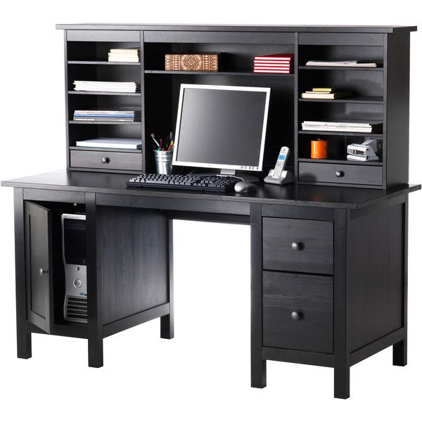17 best ideas about wall mounted computer desk on for Wall mounted desks ikea