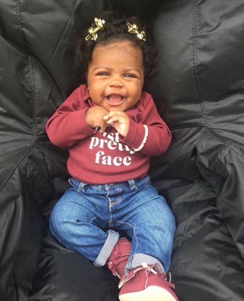 Little beauty #Black_Babies